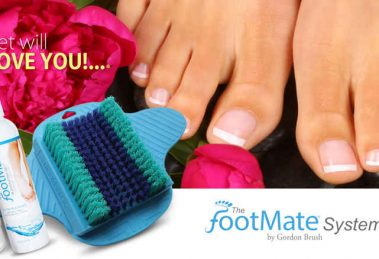 Foot Care Made in the USA