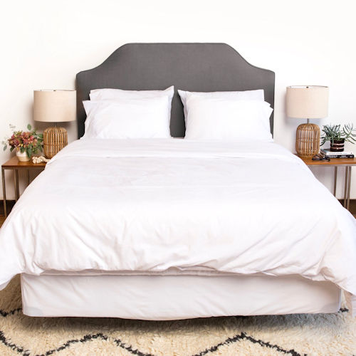 Luxury Bedding Made in the USA