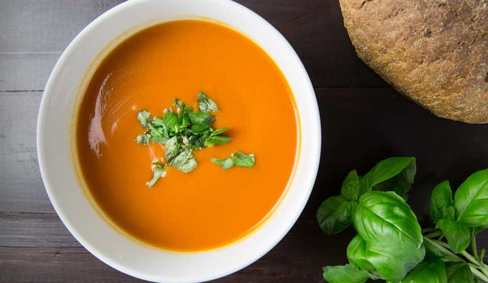 Autumn Squash Soup Recipe