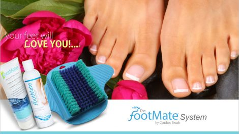The FootMate System Made in USA