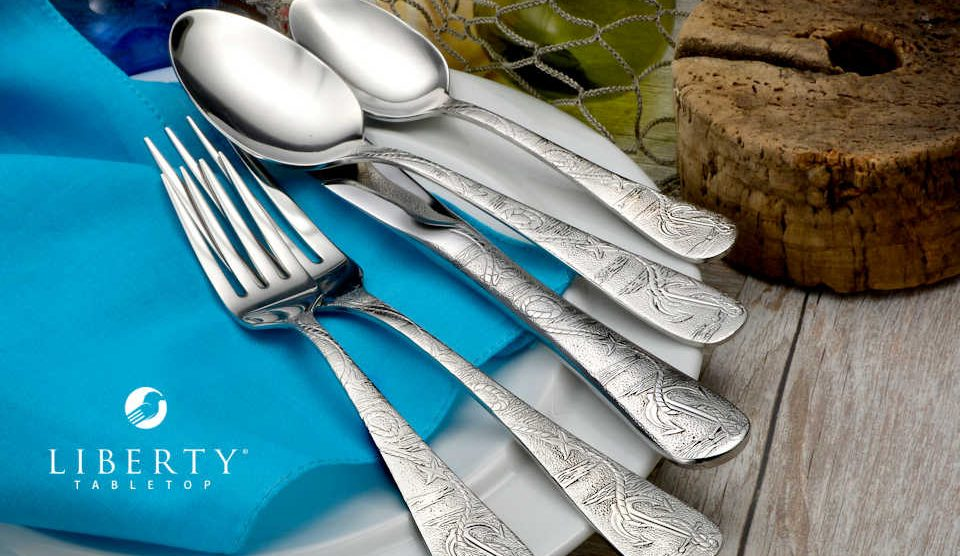 Old Harbour Flatware Made in USA