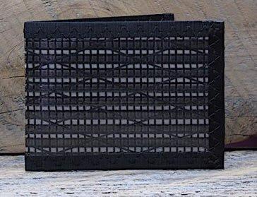 RAGGEDedge Gear carbon fiber bifold wallet Fathers Day