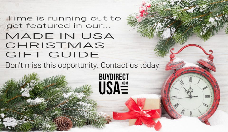 Christmas Made in USA Gifts