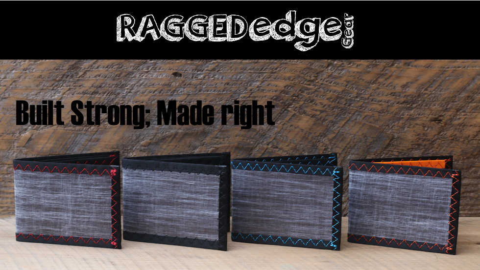 RAGGEDedge Gear Wallets for Men