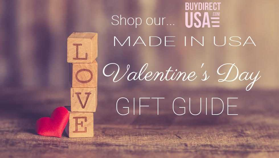 Valentine's Day Gifts Made in USA