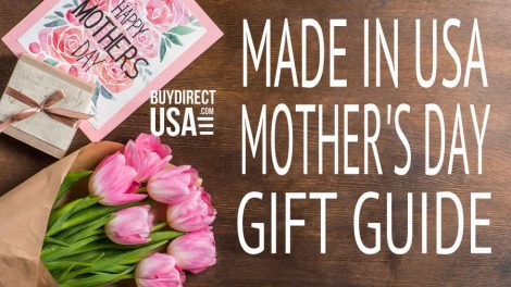 Made in USA Mother's Day Gift Guide