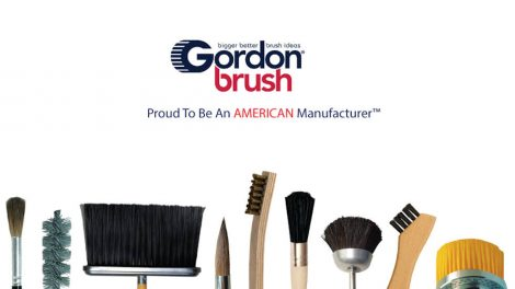 Gordon Brush American Manufacturer