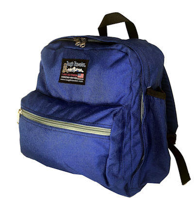 Backpacks, Messenger Bags & Laptop Bags made in the USA.