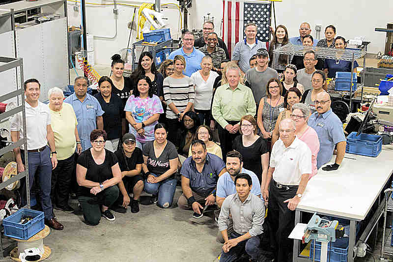 Remke Industries Staff US Manufacturing.