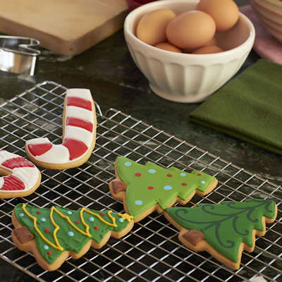 Christmas Cookie Cutters Made in the USA