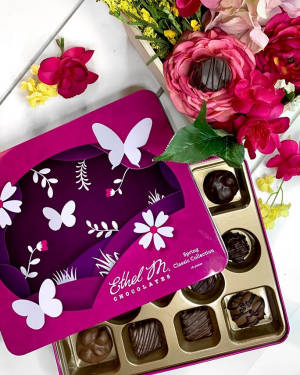 Made in USA Mothers Day Gifts. Yummy Chocolate.