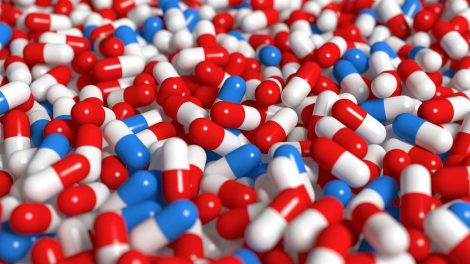Medication Being Made in USA