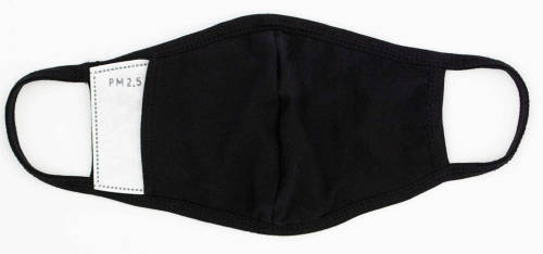Face Mask with Filter Pocket Made in USA