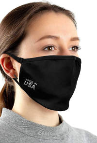 Face Mask Made in the USA Reusable