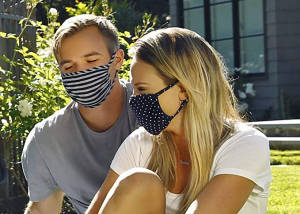 Made in USA Face Masks Cotton
