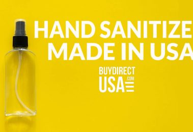 Hand Sanitizers Made in USA