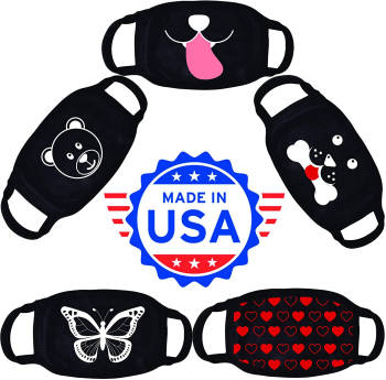 Face Masks for Kids Made in USA