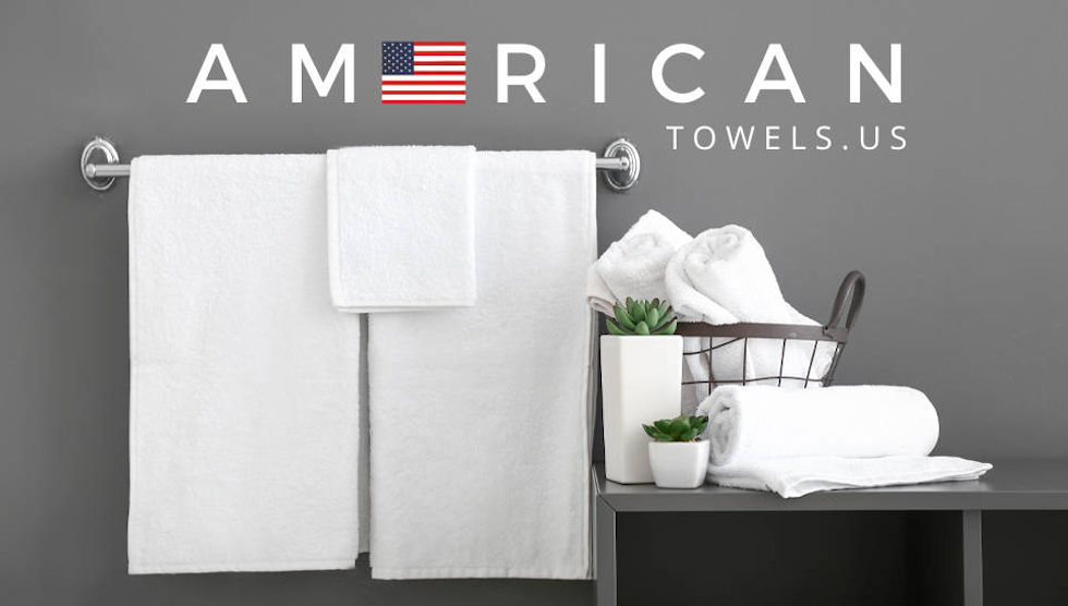 Towels Made in the USA. Bath, Hand & Face Towels made in America.