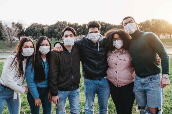 Disposable Face Masks Made in the USA.