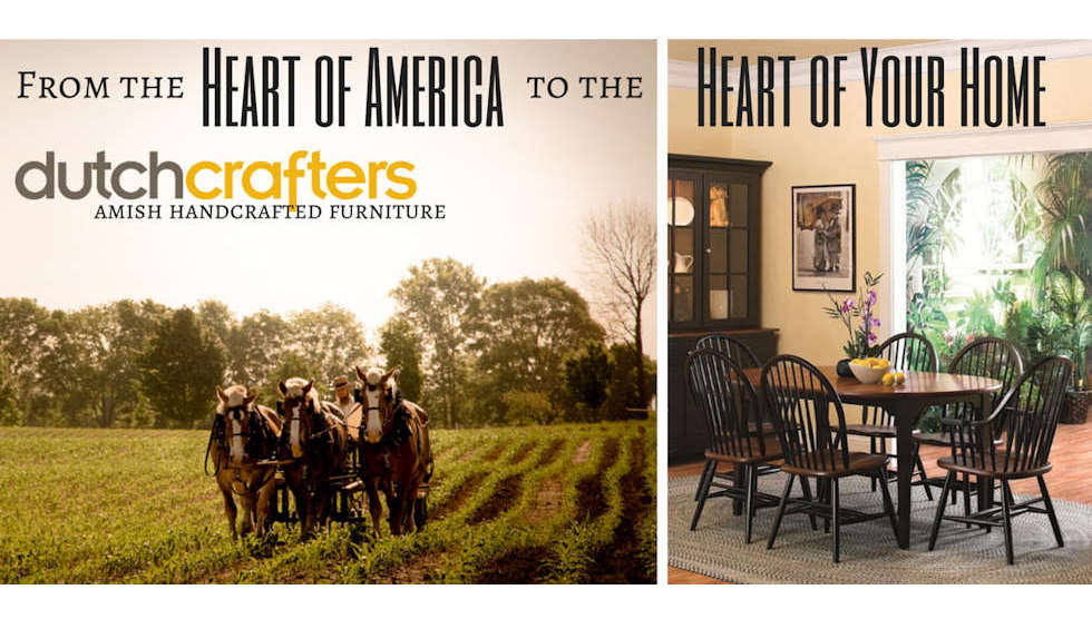 Furniture Made In Usa Dutchcrafters, Dutchcrafters Amish Furniture