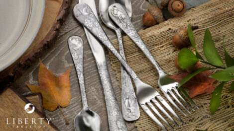 American Outdoors Flatware Made in USA