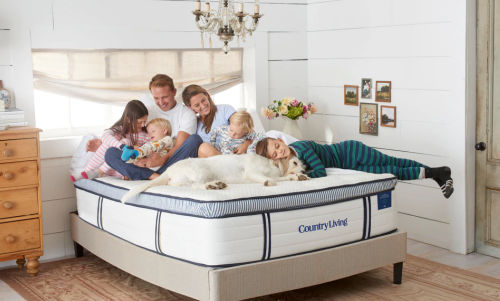 Country Living Mattress Made in USA