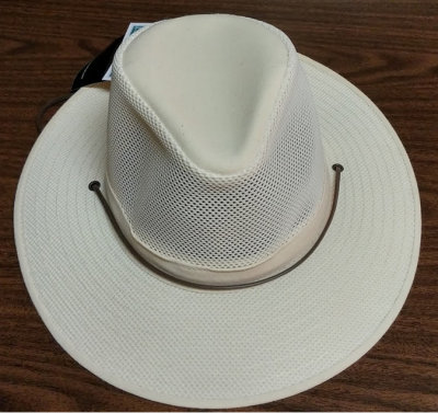 Summer Hat Made in the USA. Men's Hat Made in America.