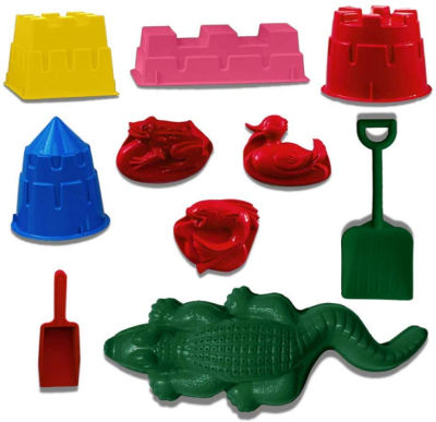Beach Toys Made in the USA. Perfect for a day at the beach.